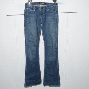 Abercrombie flare girls jeans size 14 slim